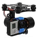 Crazepony Brushless Gimbal GoPro Camera Mount Gimbal Kit for DJI Phantom Hero3+ Hero3