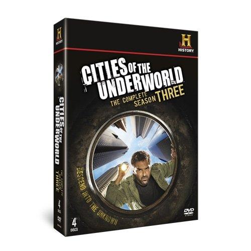 CITIES OF THE UNDERWORLD - SERIES 3 [IMPORT ANGLAIS] (IMPORT)  (COFFRET DE 4 DVD)