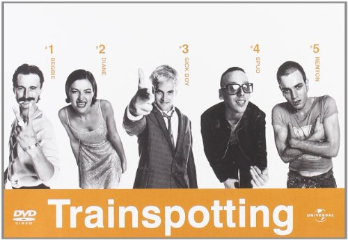 Trainspotting [IT Import]