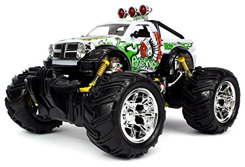 Rc Cars With Big Wheels That Never Crash