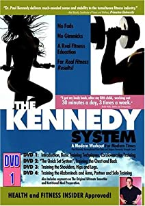 The Kennedy Workout System - DVD 1.