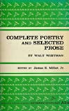 Complete Poetry and Selected Prose