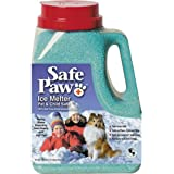 Safe Paw Non-Toxic Ice Melter Pet Saf...