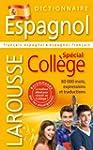 Dictionnaire Espagnol - Sp�cial Coll�ge