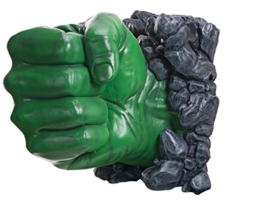 Rubie's Costume Co Men's Marvel Universe Hulk Fists