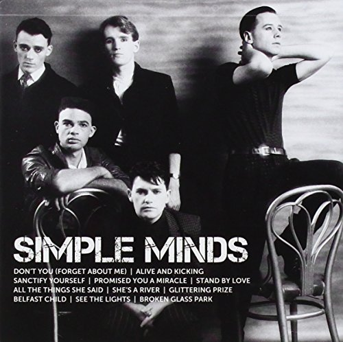 Simple Minds - Icon - Zortam Music