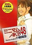 ミニマムAKB48 小嶋陽菜 [文庫] / アイドル研究会 (編集); 鹿砦社 (刊)