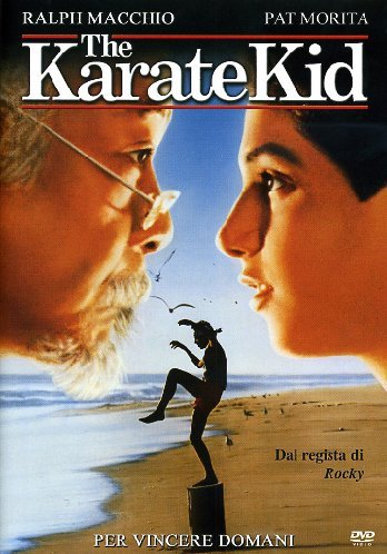 The karate kid - Per vincere domani [Italia] [DVD]