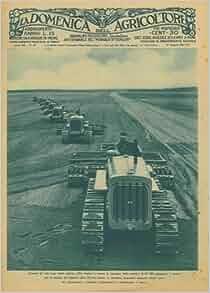 Otto trattori di 50HP al lavoro.: N.A. -: Amazon.com: Books