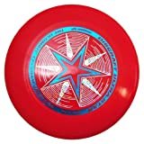 Discraft Ultrastar Frisbee-UV Red