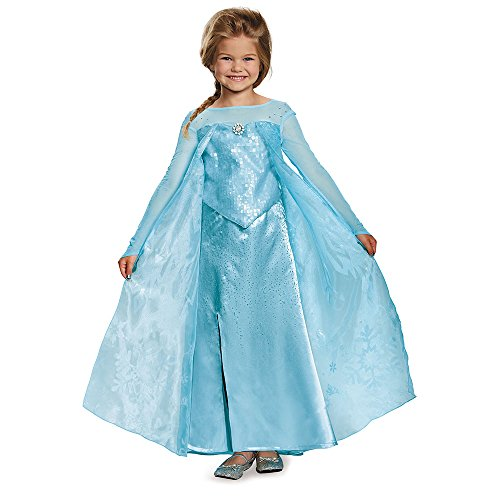 Disney Elsa Ultra Prestige Costume by Disguise