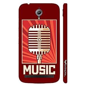 Asus Zenfone Go Radio Station designer mobile hard shell case by Enthopia