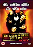 We Know Where You Live: Remix  - The Complete Series [DVD] [2000]
