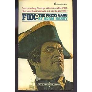 Fox: The Press Gang (Fox Series 1) Adam Hardy