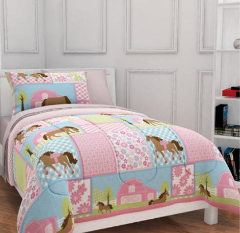 Horse Comforter Sets Girls