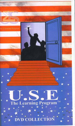 U.S.E. The Learning Program U.S. English for Spanish Speakers 24 DVD/12 CD Program