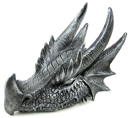 Cool Dragon Head Wine Bottle Holder Kitchen Decor