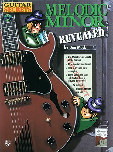 Guitar Secrets: Melodic Minor Revealed [With CD] by Mock, Don (1998) Paperback