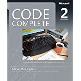 Code Complete: A Practical Handbook of Software Constructionby Steve McConnell