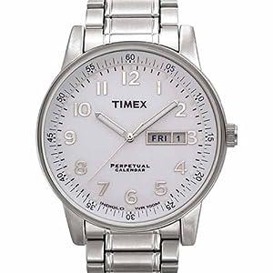 Timex Men's  T2D531 Perpetual Calendar Watch