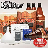 Mr. Root Beer 20041 Home Root-Beer-Making Kit +FREE Refill Kit Value PACK!!!
