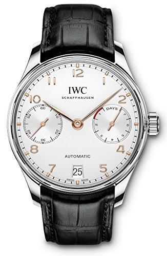 iwc-portugieser-automatic-silver-dial-black-strap-mens-watch-iw500704