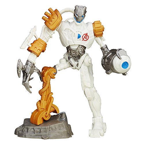 Playmation Marvel Avengers Super Ultron Bot Villain Smart Figure - 1