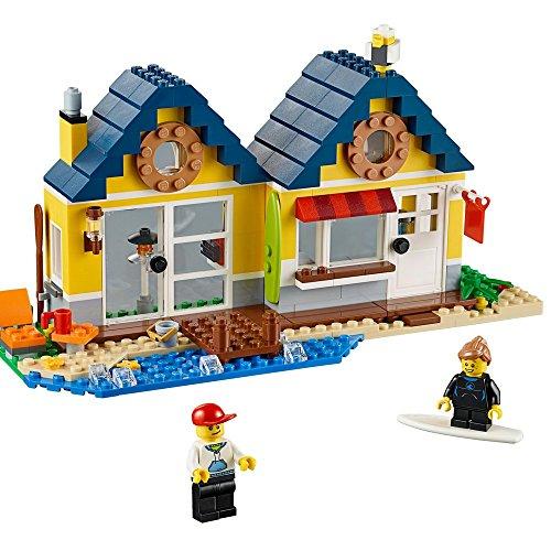 Lego creator 31035 cabina da spiaggia costruzioni for Planimetrie della cabina della spiaggia