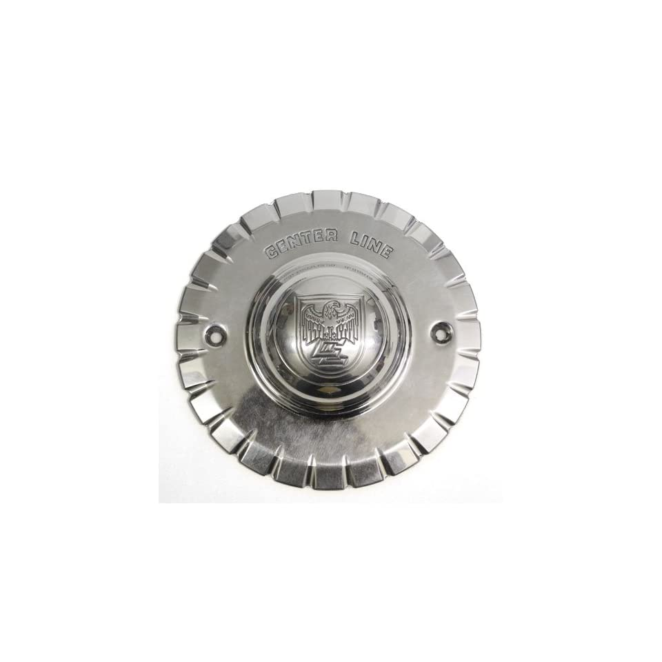 Center Line Wheel Rim Center Cap Polished Cs123