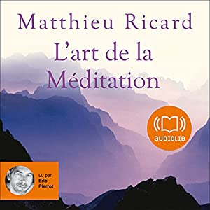 L'art de la Méditation Audiobook