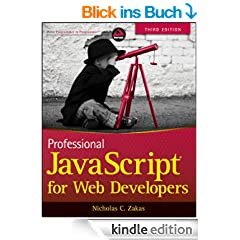 Professional JavaScript for Web Developers