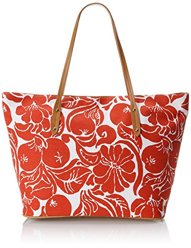 emilie-m-freda-printed-canvas-tote-red-one-size