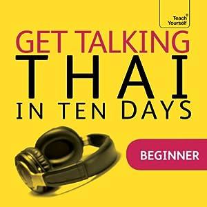 Get Talking Thai in Ten Days Speech