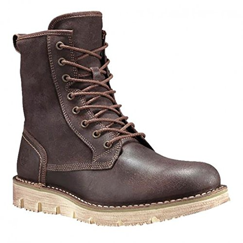 Timberland Mens Westmore Boot Dark Brown Suede Boots 43.5 EU