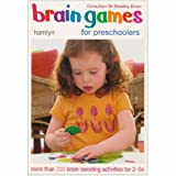 img - for Brain Games for Preschoolers: More Than 200 Brain-Boosting Activities for 2-5s book / textbook / text book