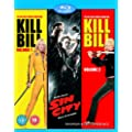 Sin City/Kill Bill Vol.1/Kill Bill Vol.2 [Blu-ray]