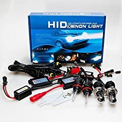 See 12V 55W 9004 AC Hid Xenon Hight / Low Conversion Kit 30000K Details