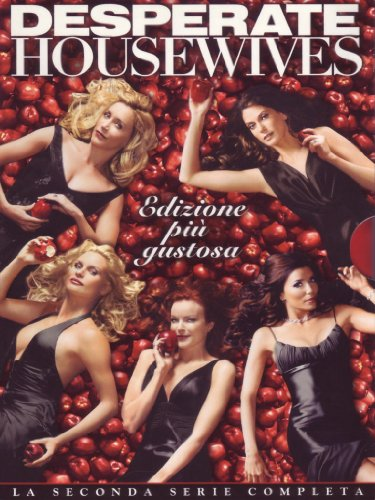 Desperate housewives Stagione 02 [7 DVDs] [IT Import]