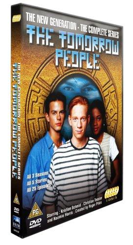 The Tomorrow People: The New Generation - Complete Series [DVD] [Edizione: Regno Unito]