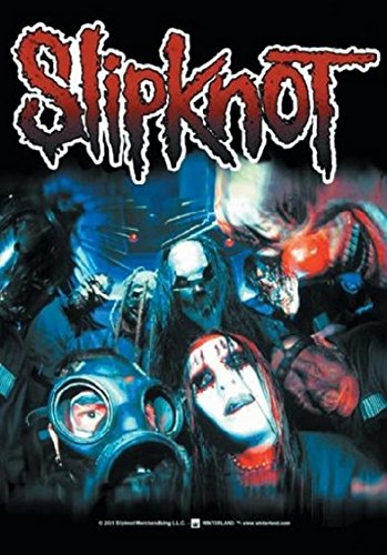 SLIPKNOT Poster Bandiera Mayhem Group