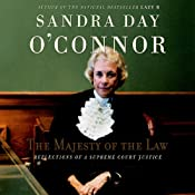 The Majesty of the Law: Reflections of a Supreme Court Justice | [Sandra Day O'Connor]