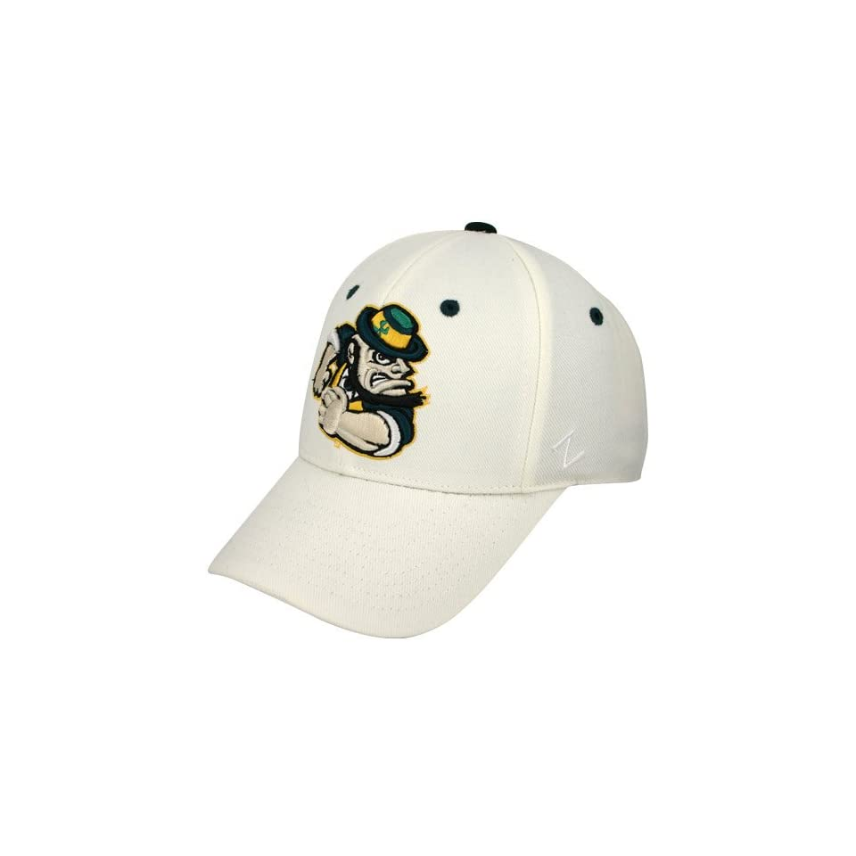 Zephyr Notre Dame Fighting Irish White X Line Fitted Hat on PopScreen 7e38b3543a26