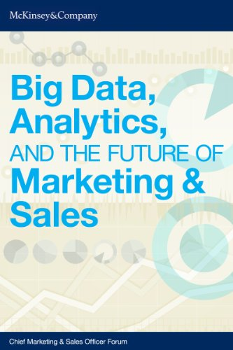 Big Data, Analytics, and the Future of Marketing & Sales