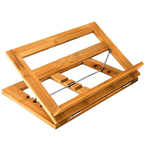 relaxdays-reggilibri-bambu-marrone-chiaro