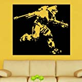 Halo Master Chief Decal Vinyl Wall Sticker (GA53) Large 60cm x 68cm