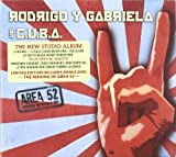 Area 52 -CD+DVD- Rodrigo Y Gabriela