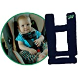 Snuggin Go Infant Positioner, Black