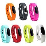 Molie Bluetooth SmartWatch Handy-Uhr Aktivitaetstracker Aktivitaetsarmband Fitness Armband fuer Samsung
