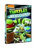 Tortugas Ninja: Reacciona [DVD]