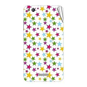 Garmor Designer Mobile Skin Sticker For Gionee G5 - Mobile Sticker